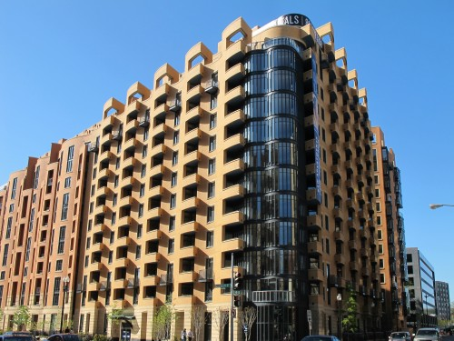First Smoke Free Apt Building In Dc At 425 Mass Ave Nw