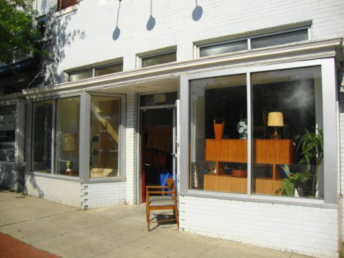 New Vintage Furniture Store Has Soft Opening In Takoma Park, DC