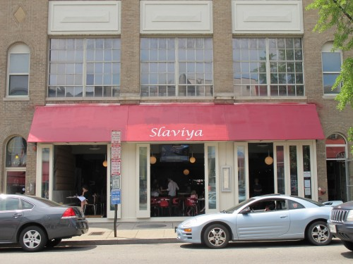 Popville Leftbank Becomes Slaviya In Adams Morgan