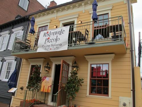 Popville Judging Restaurants Italian In Georgetown