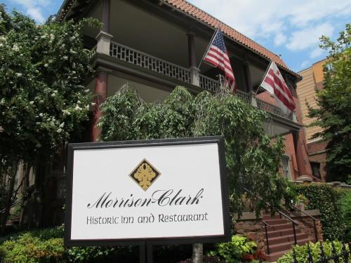 Popville Judging Restaurants Morrison Clark