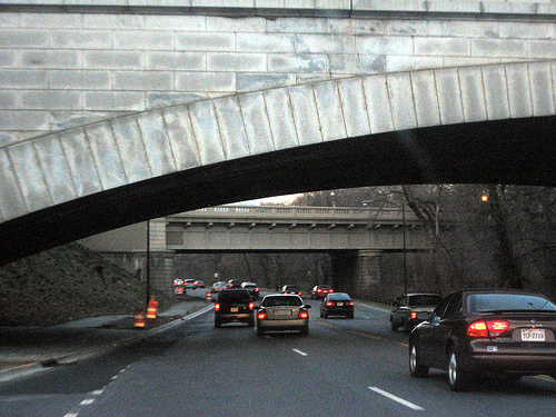 Rock Creek Parkway Hours Rush Hour