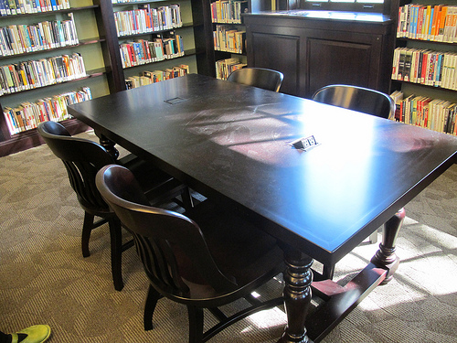 Tenleytown Library Meeting Room