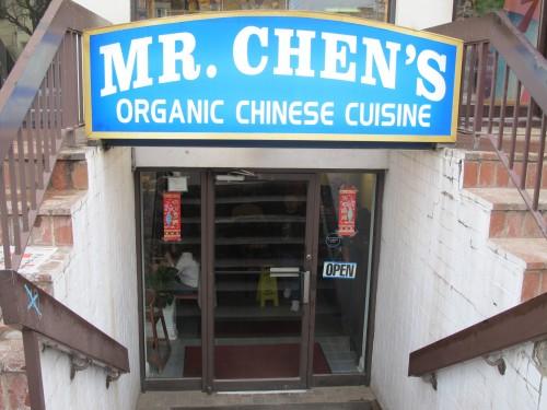 Popville 187 Judging Restaurants Mr Chen S Organic
