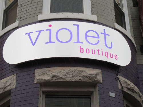 The House Of Avalon vintage clothing store to open in High. Violet