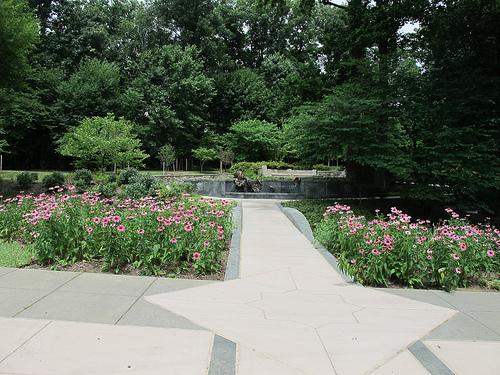 PoPville » A Peaceful Place – Kahlil Gibran Memorial Garden