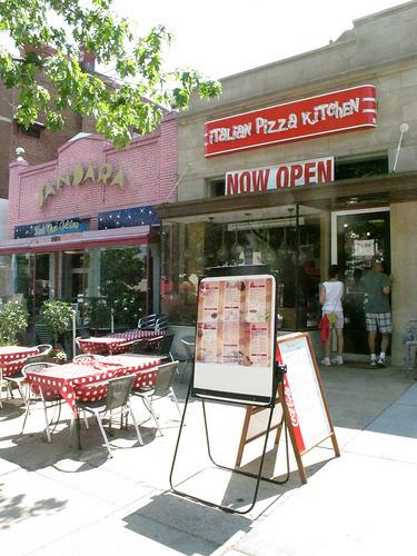 italian pizza kitchen opens in woodley park popville
