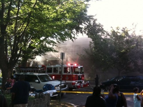Big Fire On 900 Block Of Decatur St Nw Popville