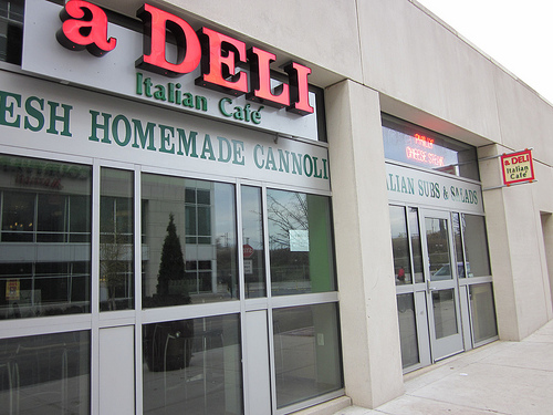 Image result for a deli