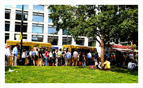 Food Truck In Dc Today