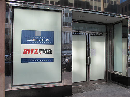 PoPville » Ritz Camera Downsizing Downtown as Retail