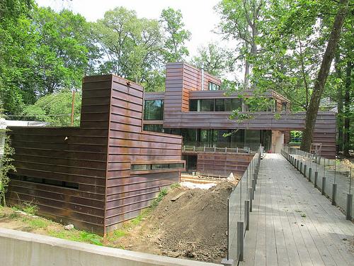 Judging Modern Architecture in Forest Hills PoPville
