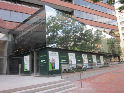 Popville Td Bank Coming To Renovated Building Next To