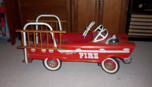 listed district 39 s phenomenal finds vol 37 pedal cars popville. Black Bedroom Furniture Sets. Home Design Ideas