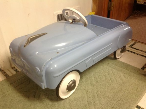 listed district s phenomenal finds vol 37 pedal cars popville. Black Bedroom Furniture Sets. Home Design Ideas