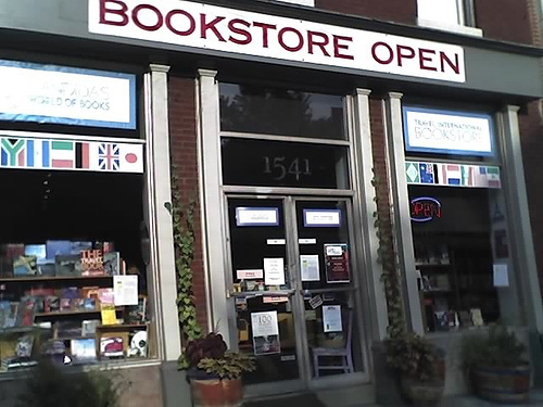14th and Q Bookstore 2007