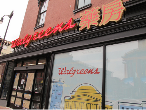 . New Walgreens Flagship Store Opens in Chinatown Thurs  9am   PoPville