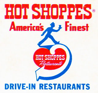 Hot Shoppes matchbook 03 excerpt