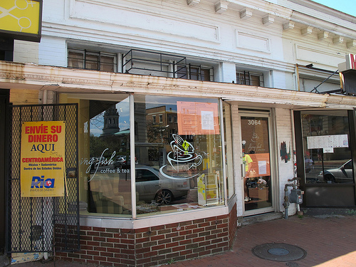 Flying fish coffee tea applying for a liquor license in for Washington dc fishing license