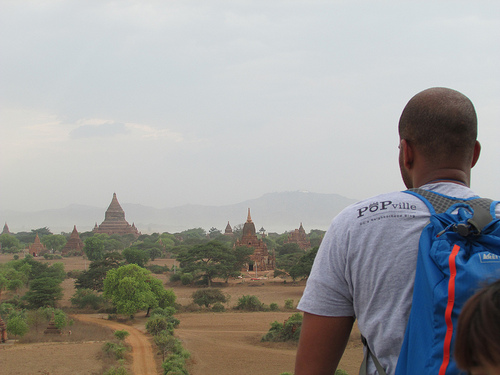 PoP in Bagan, Myanmar