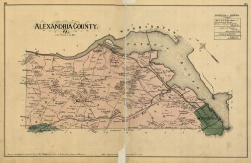 alexandria county
