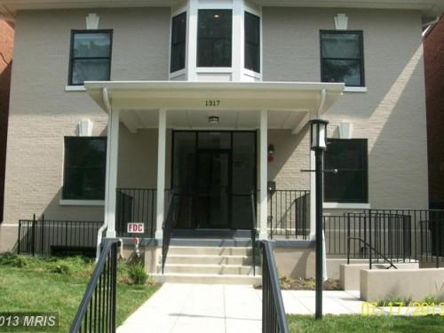1317 Shepherd Street Northwest