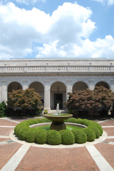 Freer Courtyard