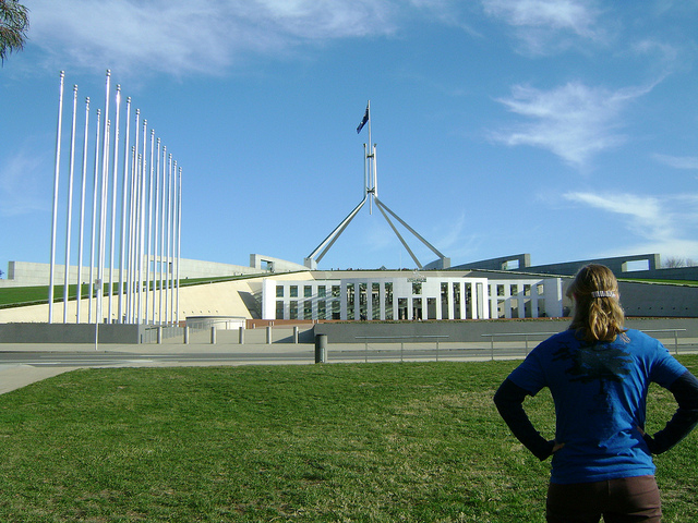 PoPville Parliament House