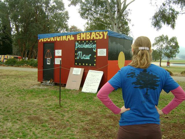 PoPville Tent Embassy