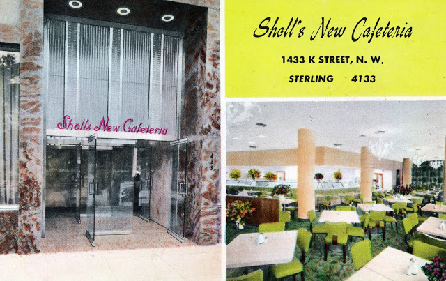 Sholl's New Cafeteria 01