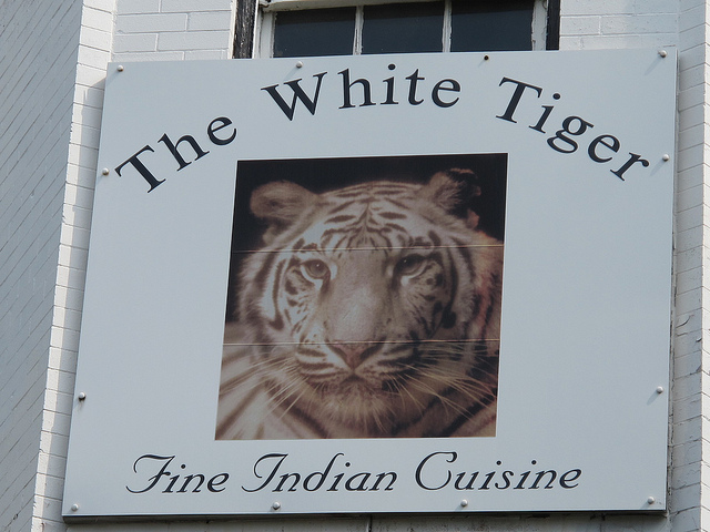romeo_white_tiger_sign