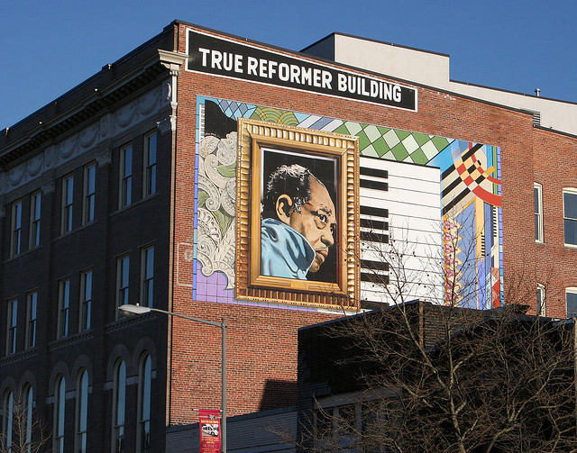 Duke ellington still absent from the true reformer for Duke ellington mural