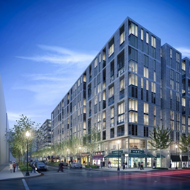 Apts Washington Dc: The Apartments At CityCenter Will Have 92 Affordable