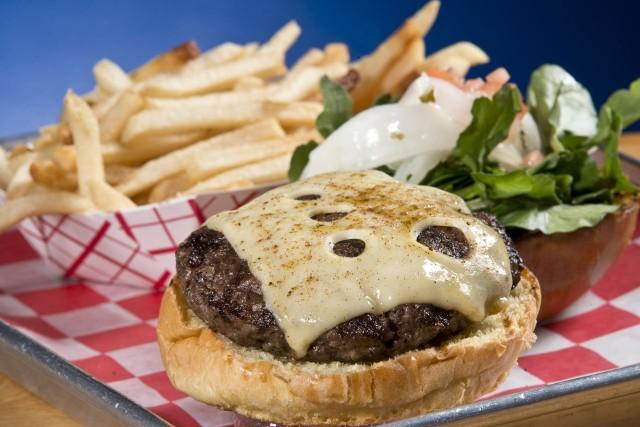 TD Burger, The Obama Burger 3