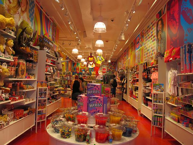 It Sugar Opens In Chinatown Popville