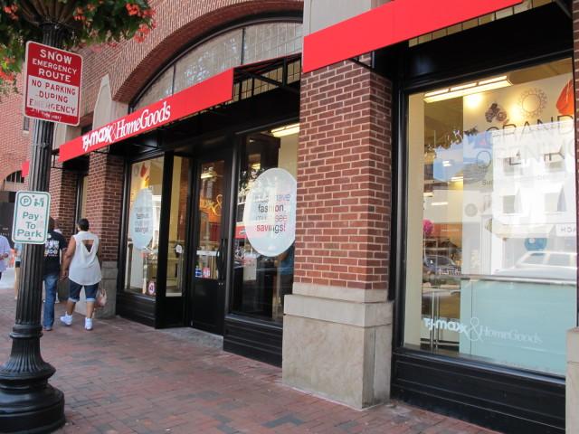 TJ Maxx & HomeGoods Opens in Georgetown | PoPville