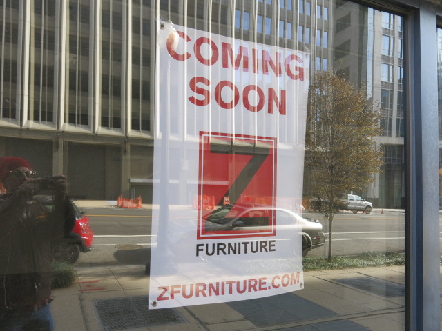 Z furniture coming to mt vernon square in january popville for Zfurniture alexandria