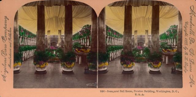 Inaugural Decorations 1897 01