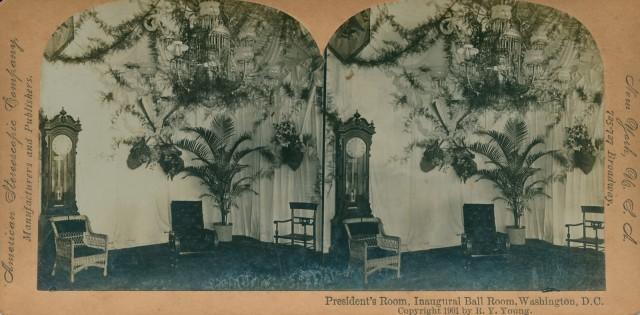 President's Room 1901