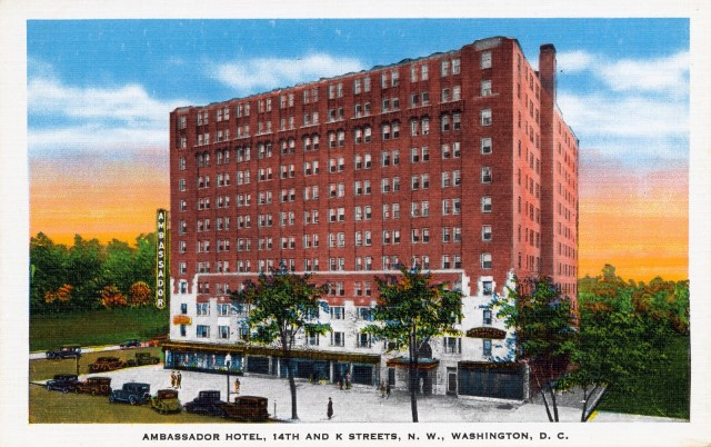 Ambassador Hotel 01