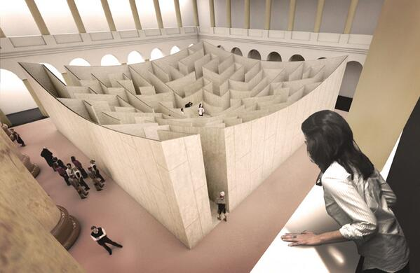 national_building_museum_maze