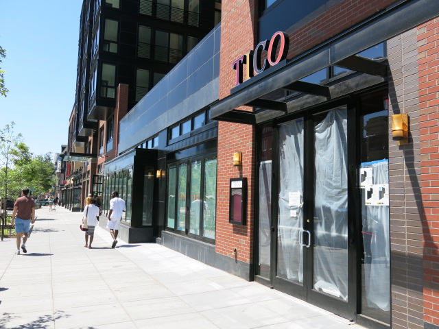 TICO restaurant opens at 14th and U Street, NW – Have a Look Inside ...