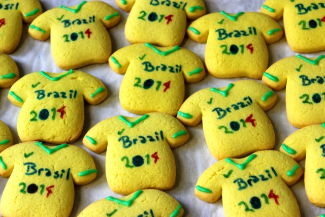 Le Caprice Worldcup Cookies