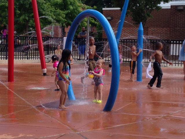 Dpr Opens The District 39 S Spray Parks Starting Today Popville