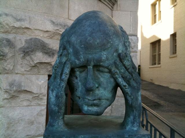 pain sculpture