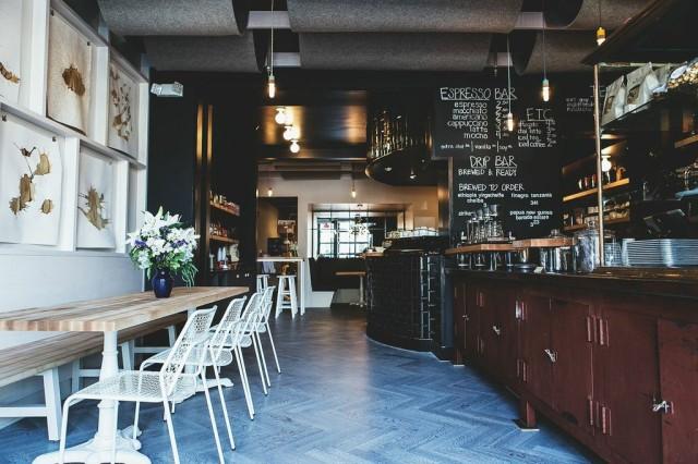 Cute Cafe Near Dc