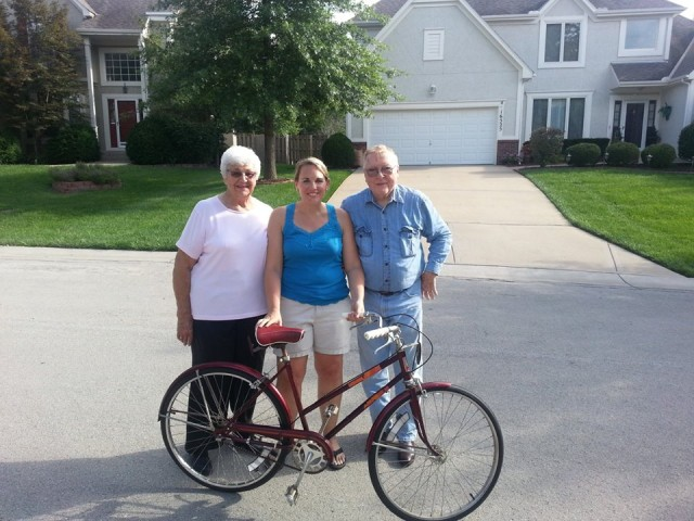 Grandparents-bike