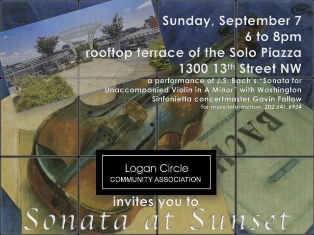 LCCA Sonata at Sunset