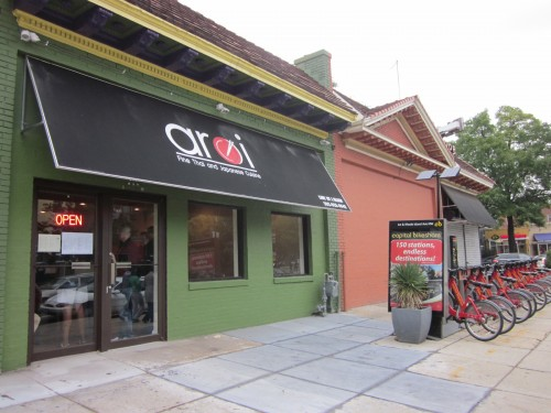 Kin Da Thai And Sushi Restaurant Opening In Takoma From