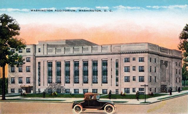 Washington Auditorium 01